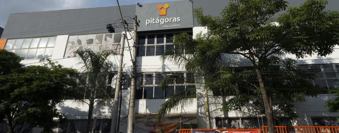 pitágoras bh fachada
