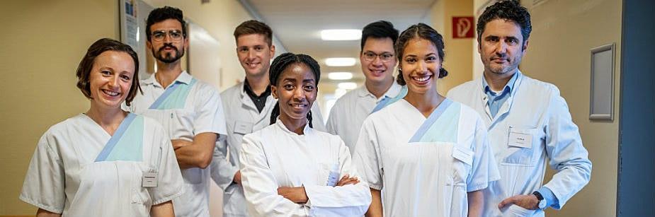 profissionais da área de saúde