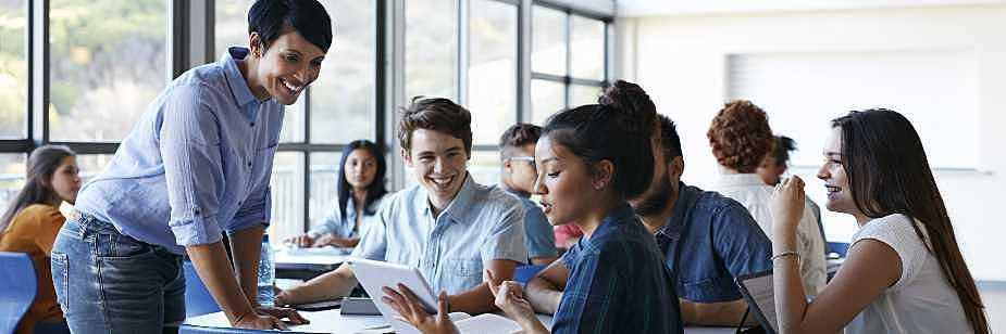 estudantes de pedagogia