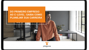 Do primeiro emprego ao C-level